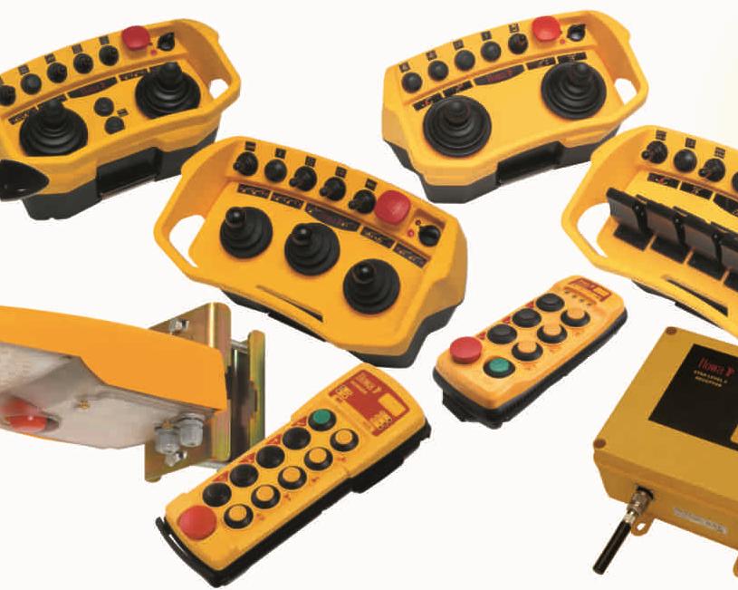 Crane Radio Remote Controle Itowa